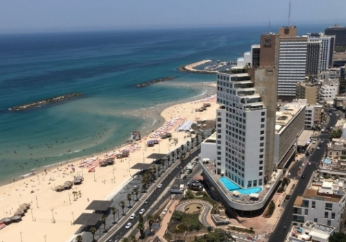 Hayarkon Isrotel 3 room 80sqm Full sea view Apartment for sale in Tel Aviv