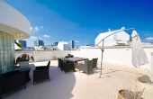 Weizman area Penthouse Triplex 200 sqm Roof 90 sqm Elevator x2 Parking x2 Apartment for sale in Telaviv
