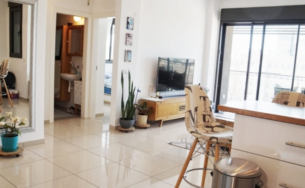 Florentine area 3 room 75sqm Balcony 12sqm Elevator Parking Apartment for sale in Telaviv