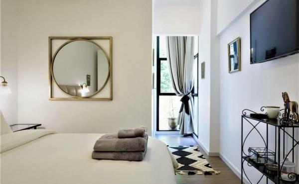 Gordon area 3 room 61sqm Garden Apartment for sale in Tel Aviv