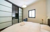 Hayarkon area 2 room Renovated Elevators Parking Apartment for sale in Tel Aviv