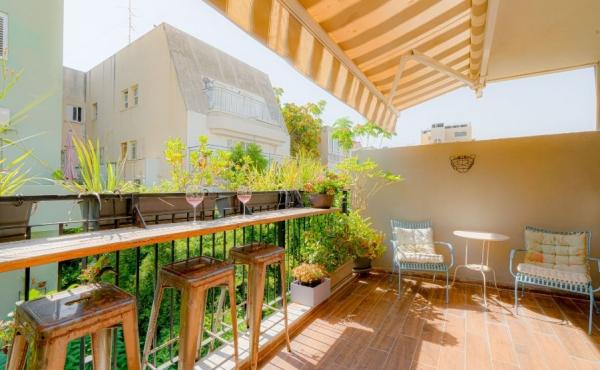 Florentin 3 room 63 sqm Balconies 16 sqm Elevators Apartment for sale in Tel Aviv