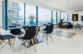 Penthouse Duplex 5.5 room 193sqm Terrace 55sqm Lift Amazing sea view Apartment for sale in Telaviv