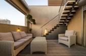 Hilton Sea View 3 bedroom 100m2 Terrace Lift Parking Vacation rentals