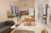 Hilton Beach 3 room 52 sqm Lift Apartment to buy in Tel Aviv