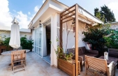 Gordon Penthouse 4 room 80sqm Terrace 35sqm Apartment for sale in Telaviv