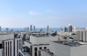 Gindi Park Tel Aviv 4 room 101sqm Balcony 2 parking spaces Apartment for sale in Tel Aviv