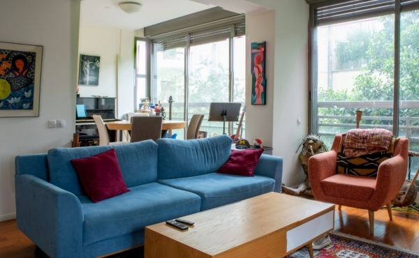 Rothschild area 3 room 91sqm Lift Parking Apartment for sale in Tel Aviv