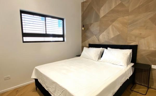Kerem Hatemanim 3 room 64sqm Renovated Terrace Apartment for sale in Tel Aviv