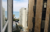 Gordone area 3 room 79sqm Terrace Lift Parking Apartment for sale in Tel Aviv