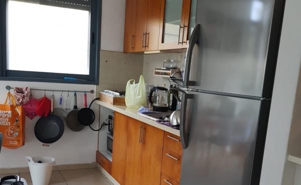 Center Tel Aviv 2 room Balcony Lift Apartment for sale in Tel Aviv