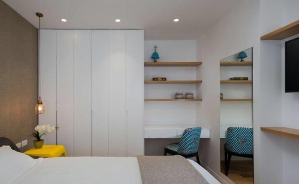 HaYarkon 4 room 125sqm Terrace 40sqm Parking Doorman Storage Apartment for sale in Tel Aviv