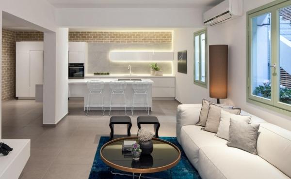 Sheinkin Garden apartment 5 room 150sqm + Garden 160sqm Apartment for sale in Tel Aviv