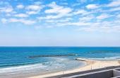 Sea front 80 sqm Balcony 10 sqm Apartment for sale in Tel Aviv