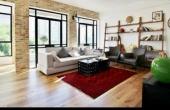 Sokolov 3 rooms 80sqm Terrace Renovated Apartment for sale in Tel Aviv
