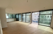 Gordon area 4 room 156sqm Balcony 22sqm ParkingX2 Apartment for sale in Tel Aviv
