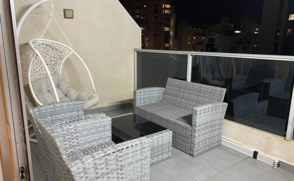 Bat Yam Duplex 4 room 120sqm Balconies 30sqm Elevators Parking Apartment for sale in Tel Aviv