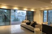 Dizengoff area 3.5 room 136sqm Terrace 20sqm Elevator Parking Pool Gym Club Apartment for rent in Tel Aviv