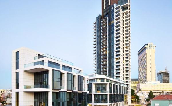 Neve Tsedek area 3 room 193sqm Balcony 22sqm Sea view Apartment for sale in Tel Aviv