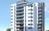 Netanya Penthouse 4 room 122sqm Terrace 78sqm Apartment for sale in Netanya