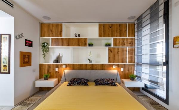 Gindi Mini Penthouse 127sqm Terrace 100sqm Parking Lift Apartment for sale in Tel Aviv