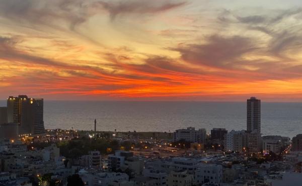 Rova Lev Hair Residence 4.5 room Parking Pool Gym Doorman Apartment for sale in Tel Aviv