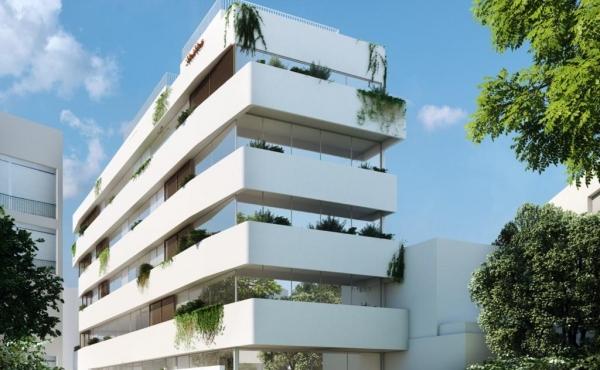 Sheinkin area Apartment 2 room for sale in Tel Aviv 50sqm Elevator