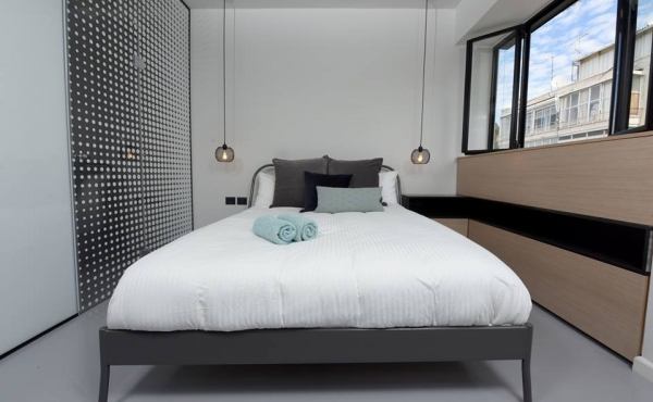 Nordau area 3 room 82sqm Lift Terrace Parking Apartment for sale in TLV
