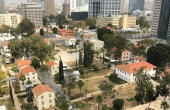 Sarona 4 room 100sqm Balcony 10sqm Elevator Parking Apartment to buy in Telaviv