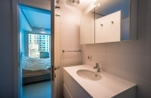 Hayarkon 3 room 95sqm Terrace Elevator 2 parkings Apartment for sale in Telaviv