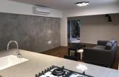 Hayarkon area Garden apartment 3 room 80sqm Renovated Apartment in Telaviv for sale