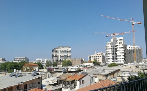 Duplex 3 room 86 sqm Balcony Sea view Elevator Parking Apartment for sale in Telaviv