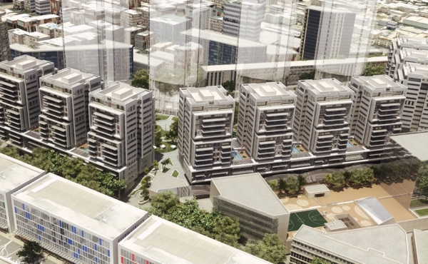 Rothschild area 3,5 room 92sqm Balcony 12qm Parking Apartment for sale in Tel Aviv