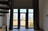Neve Tsedek TWR Loft Duplex Balcony Elevator Parking Doorman SPA Pool Apartment for rent in Telaviv