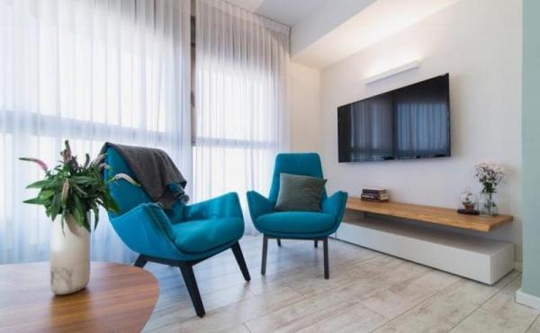 Hayarkon area 3 room 67sqm Balcony Elevator Parking Apartment for buy in Telaviv